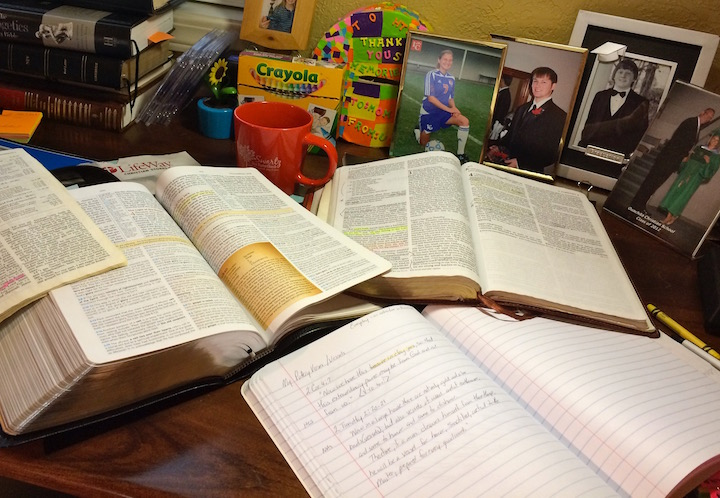 photo about Printable Bible Study Guides identified as Bible Classes for Older people