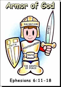 photograph relating to Free Printable Pictures of the Armor of God identify Entire Armor Of God Clipart