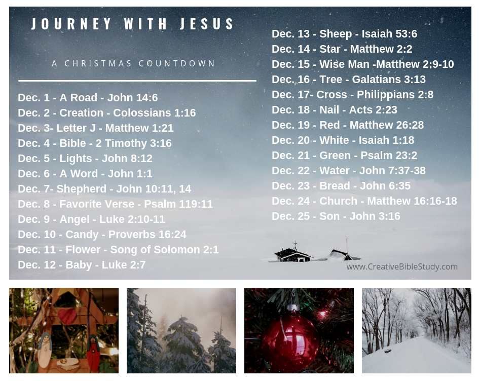photograph about Simple Plan of Salvation Printable referred to as Xmas Item Lesson