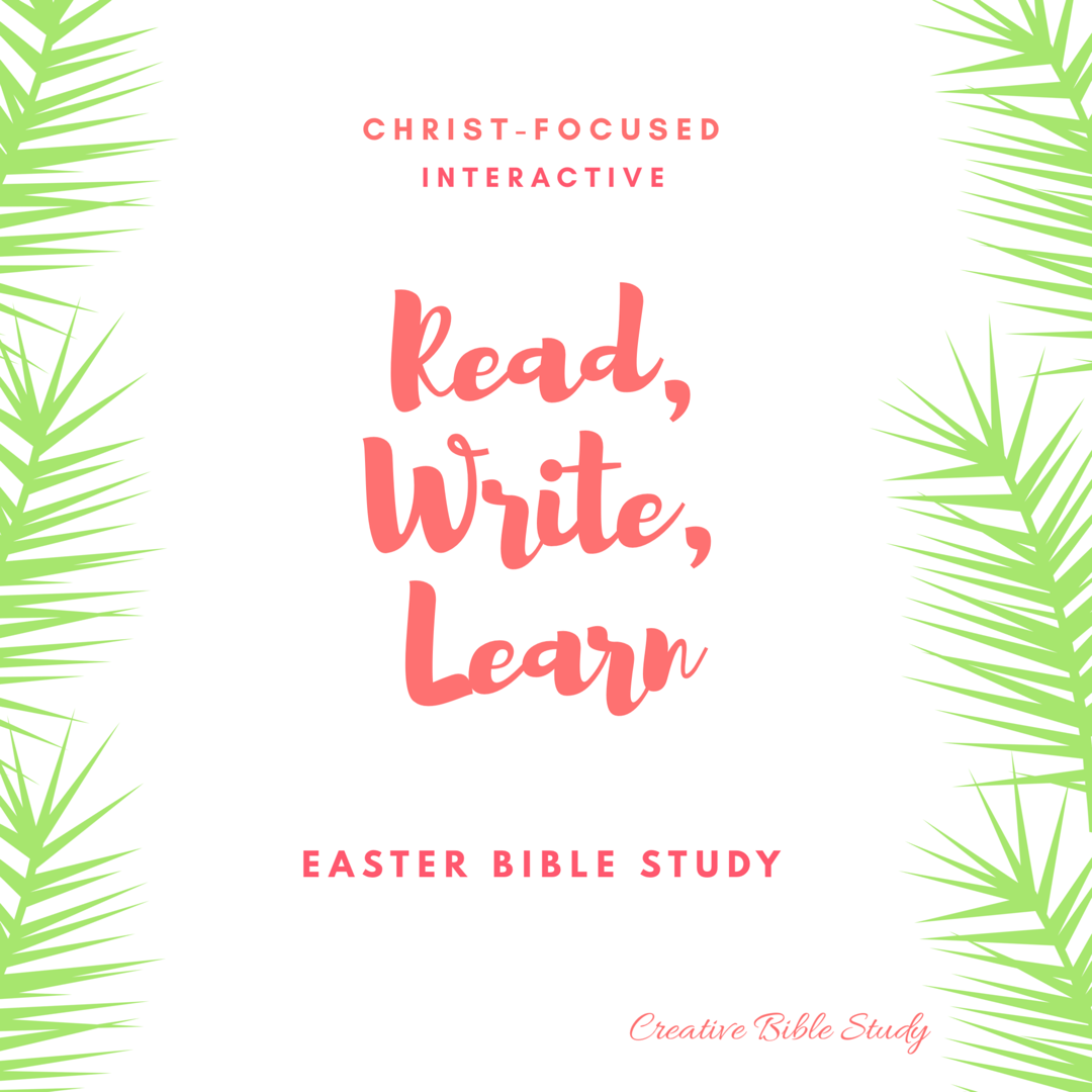 Easter Bible Study - Net Ministry
