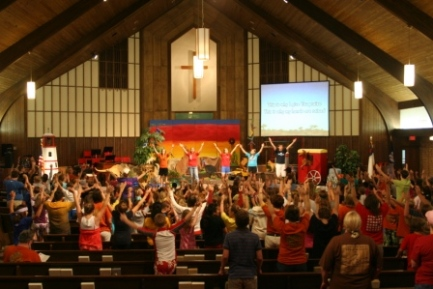Vacation bible school for Vacation bible school crafts for adults