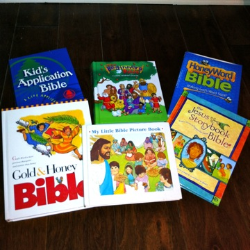 Free Childrens Bible Lessons For Class Church Or Family