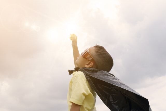 Kids Bible Lessons - You Can Be a Hero for God!