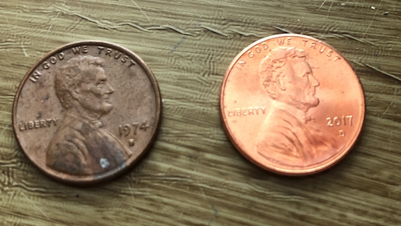 Value Of Old Pennies